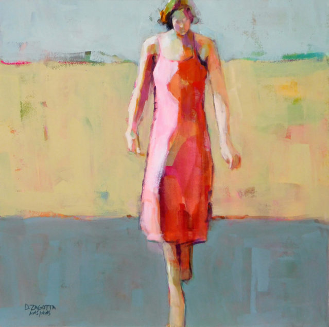 Donna Zagotta Contemporary Figure Paintings
