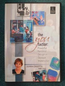 Donna Zagotta DVD
